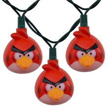 Angry Bird String Lights BD9122