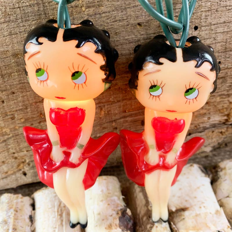 Betty Boop Party String Lights