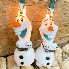 Disney's Frozen: Olaf Party String Lights