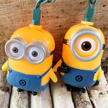 Despicable Me Minions Light Set