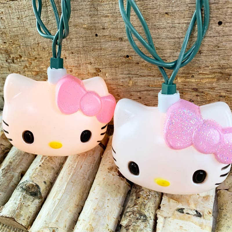 Hello Kitty Party String Lights