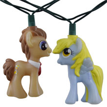 My Little Pony Party String Lights - 10 Lights