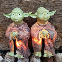 Yoda Light Set SW9801