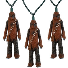 Star Wars Chewbacca (Chewie) Party String Lights