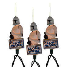 Star Wars Clone Wars Storm Trooper Party String Lights