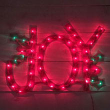 Joy Decoration Window Light 900365