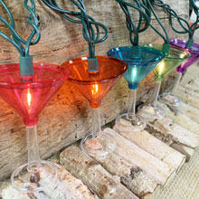 Party Glass String Lights GC2465600