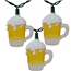 Beer Mug String Lights