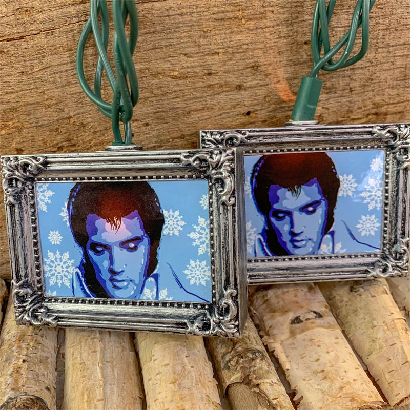 Elvis Picture Frame Light Set EP9902