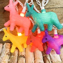 Pinata Party String Lights - 10 Lights DE-10542