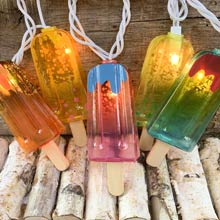 Popsicle Party String Lights BS-60100