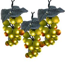 Grape Vine Party String Lights