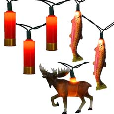 Hunting & Fishing String Lights