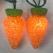 Carrot Party String Lights PD-424F6117