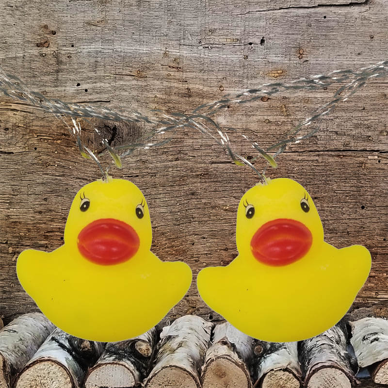 Yellow Rubber Duck LED Light Set UL2304