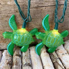 Turtle String Lights - Sea Turtles
