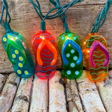 Flip Flop Party String Lights DE-60854