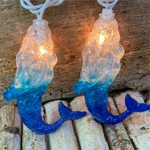 Mermaid Party String Lights - 10 Set