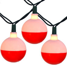 Fishing Bobber Party String Light Set