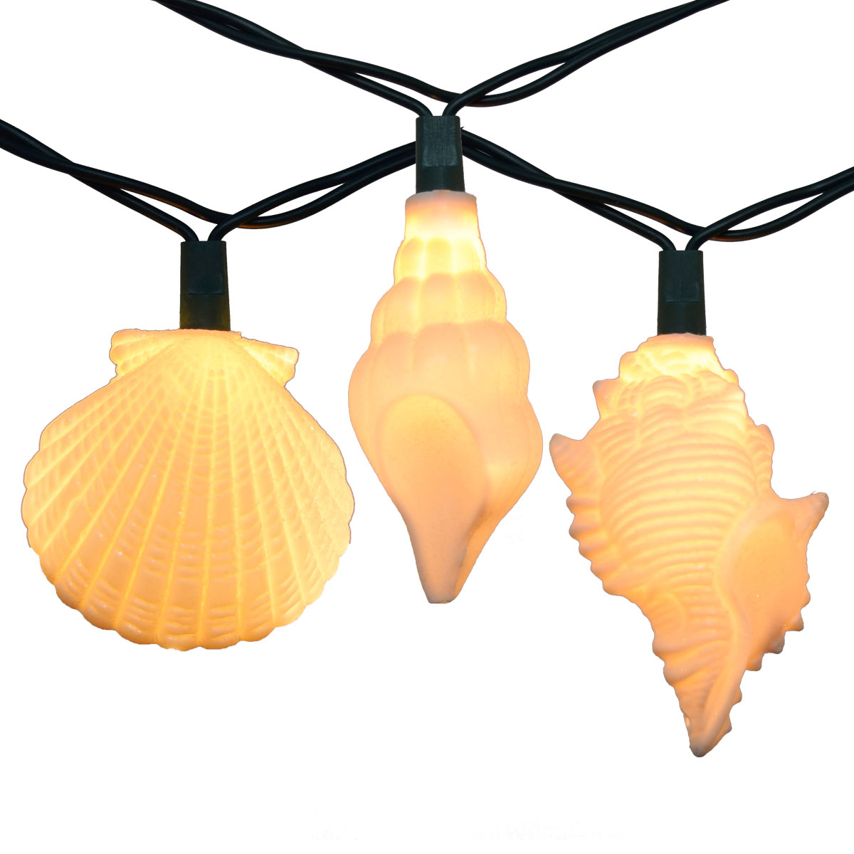 Shells & Starfish Party String Lights