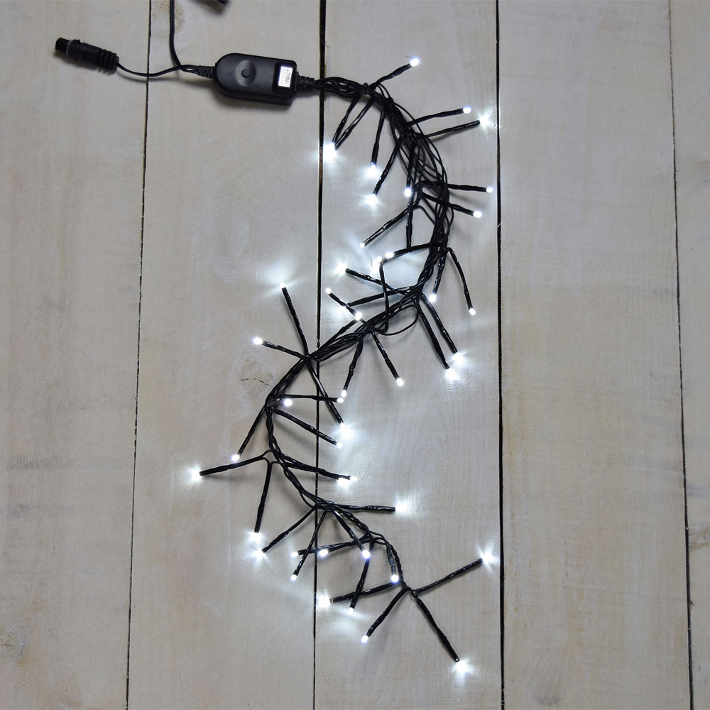 Supernova Warm White LED String Light