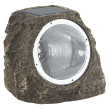 Solar Rock Floodlight