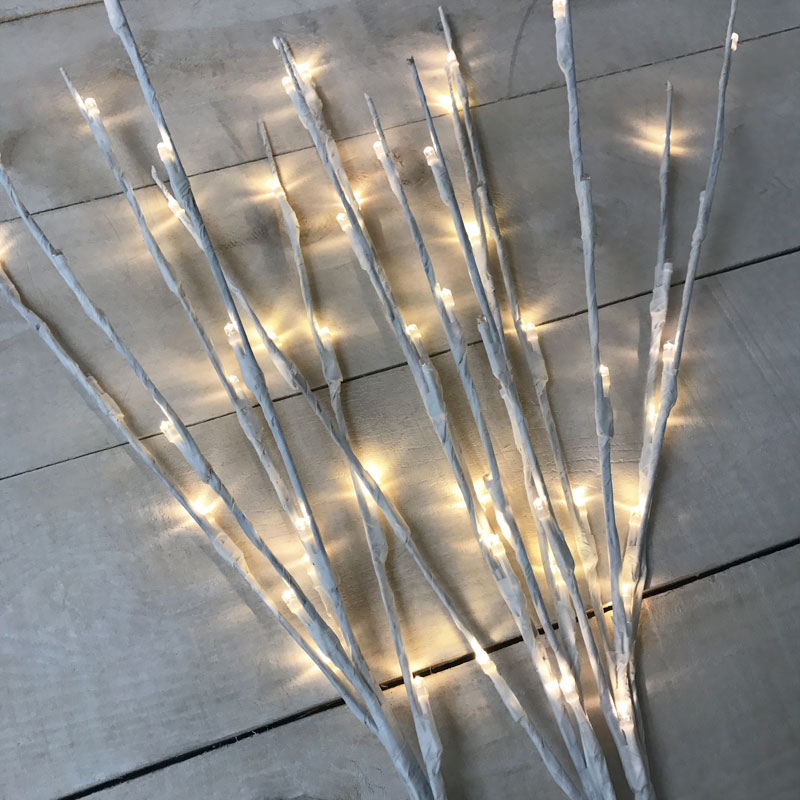 Warm White Twinkling Pathway Lights - Set of 3 BS-39200